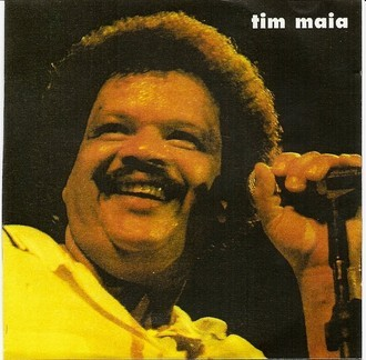 Tim Maia 1980 LP (ver fotos)