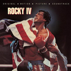Rocky IV - original motion soundtrack LP