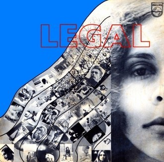 Gal Costa - Legal LP (importado/novo/lacrado/180g)