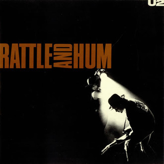 U2 - Rattle and Hum LP duplo