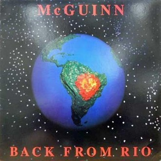 Roger McGuinn - Back from Rio LP