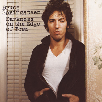 Bruce Springsteen - Darkness on the edge of town LP (imp. USA)
