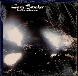 Gary Brooker - lead me to the water LP