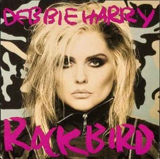 Debbie Harry - rockbird LP (excelente estado)