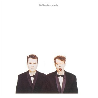 Pet Shop Boys - Actually LP