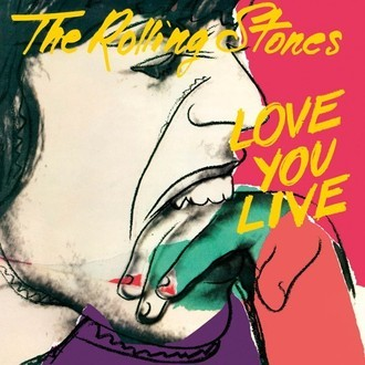 Rolling Stones - love you live LP duplo