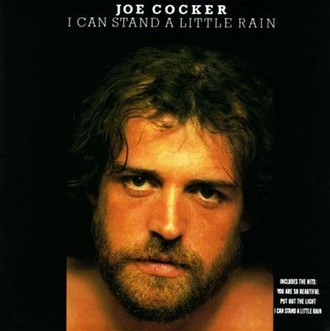 Joe Cocker - I can stand a little rain LP