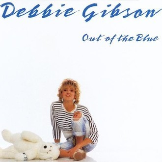 Debbie Gibson - out of the blue LP