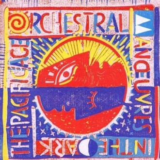 Orchestral Manoeuvres in the Dark - The pacific age LP