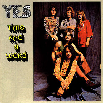 Yes - Time and a word LP (imp. USA)