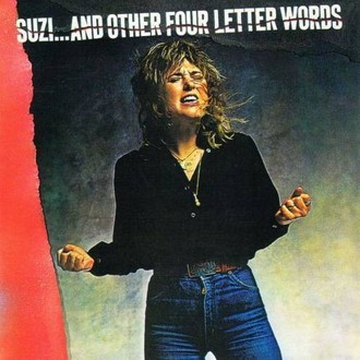 Suzi Quatro - Suzi... and other four letter words LP
