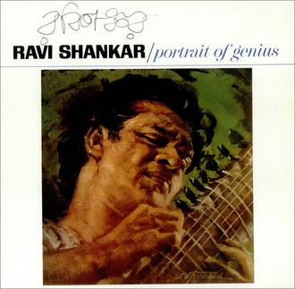 Ravi Shankar - Portrait of Genius LP