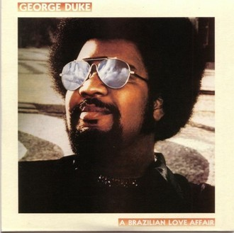 George Duke - Brazilian love affair LP