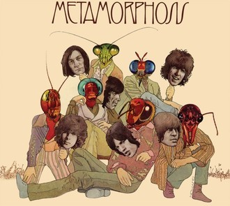 The Rolling Stones - Metamorphosis LP