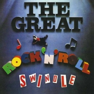 Sex Pistols - The Great Rock 'n Roll Swindle LP duplo