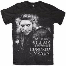 Vikings Series - You Couldn't Kill Me - Lagertha (Camiseta)