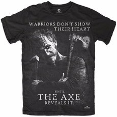 Vikings Series - Warrior's Heart - Floki (Camiseta)