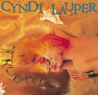 Cyndi Lauper - True Colors LP
