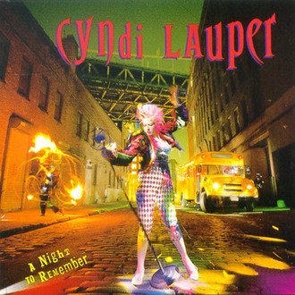 Cyndi Lauper - A night to remember LP