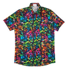 Camisa Estampada Smoke