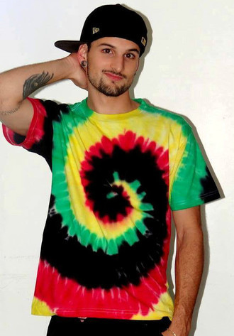 Espiral Cores do Reggae