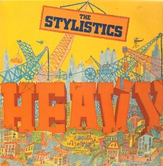 The Stylistics - Heavy LP