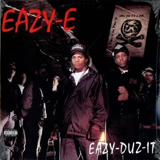 Eazy-E - Eazy duz it LP (imp. USA)
