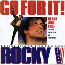 Go for it! - music by the motion picture Rocky V single 12 (imp. USA)