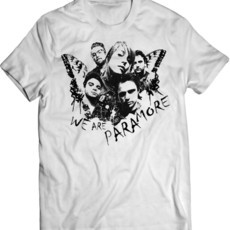 We Are Paramore (Camiseta e BabyLook)