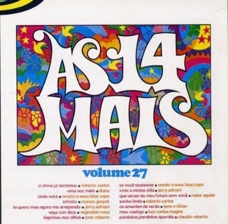 VA - As 14 mais - volume 27 LP