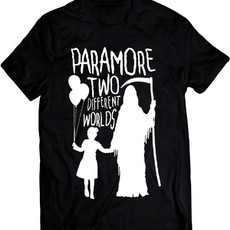 Paramore Different Worlds (Camiseta e BabyLook)