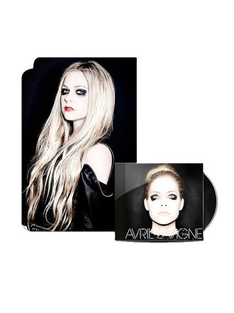 Avril Lavigne Bundle Deluxe (Poster e CD)