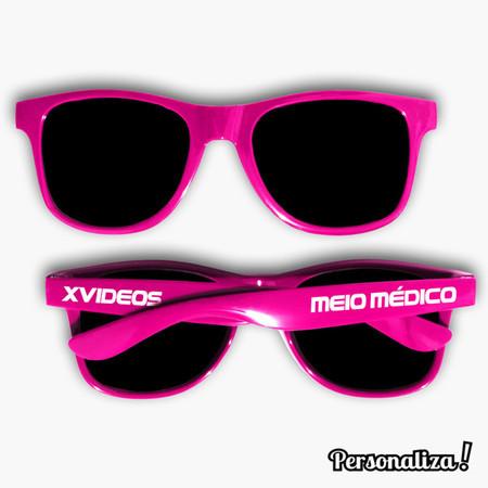 Óculos de Sol Personalizado Hastes 3d6b3e752d