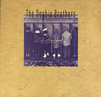 The Doobie Brothers - Brotherhood LP