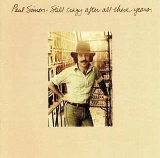 Paul Simon - Still crazy after all these years LP (imp. USA)