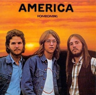 America - Homecoming LP