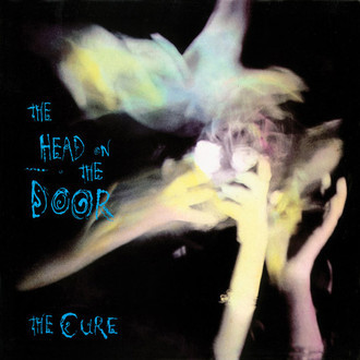 The Cure - Head on the door LP