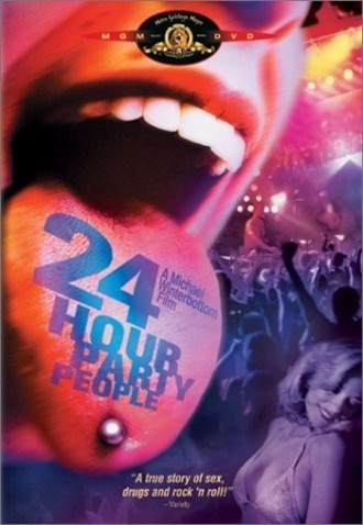 24 hour party people - de Michael Winterbottom DVD