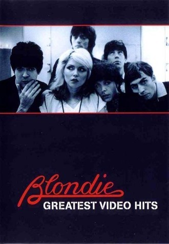 Blondie Greatest Video Hits DVD