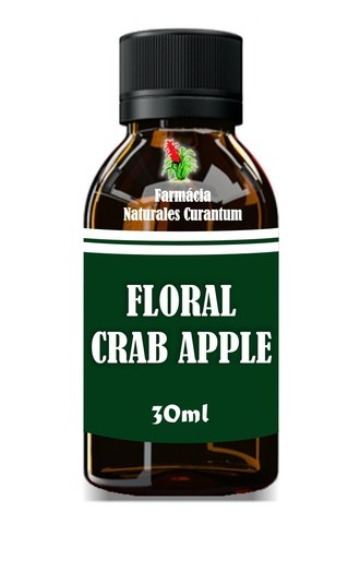 Floral para o Desespero - Crab Apple 30ml