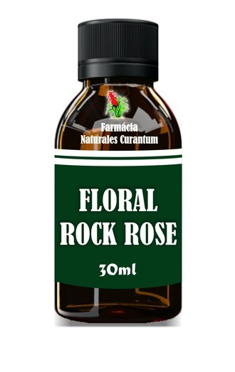 Floral para o Medo - Rock Rose 30ml