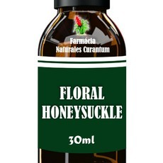 Floral Sem Interesse pelo Presente - Honeysuckle 30ml