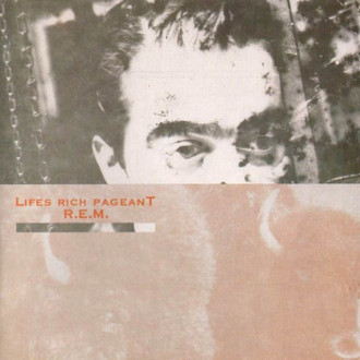 R.E.M. - Lifes rich pageant LP (com encarte e release)