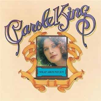 Carole King - Wrap around joy LP (imp. USA)