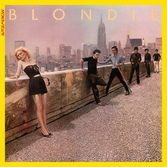 Blondie - Autoamerican LP (imp. USA)