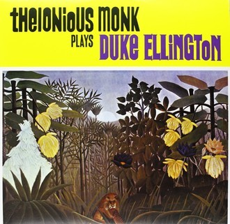 Thelonious Monk plays Duke Ellington LP