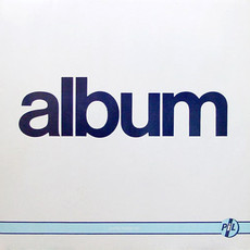 PIL (Public Image LTD) -  Album LP