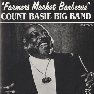Count Basie Big Band - Farmers market barbecue LP