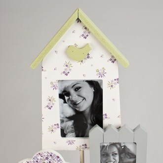Porta Retrato Bird House