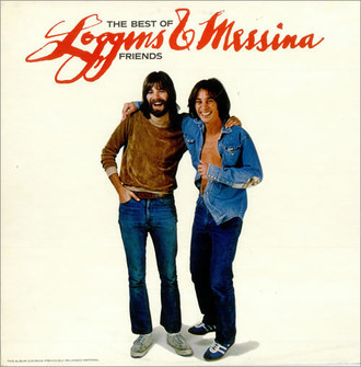 Loggins and Messina - the best of friends LP (imp. USA)